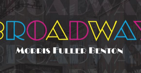 Broadway Regular Font