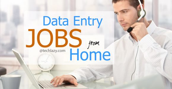 Data Entry Jobs From Home: Pathway of a direct passive income source