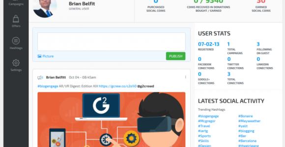 Influencer Marketing Platform By Guest Crew