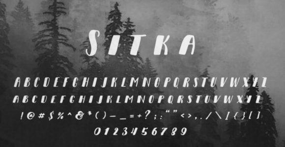 Sitka Brush Font Free Download