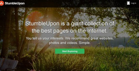 StumbleUpon: How to Submit your Page or Post ?