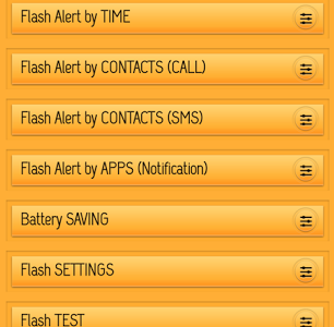 How To Activate Android Camera Flash For Incoming Call Notifications