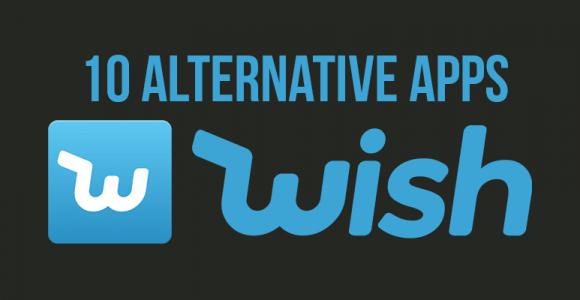 Top 10 Apps like Wish