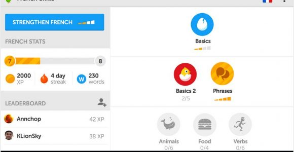Duolingo: Android/iOS App for Learn Languages Free