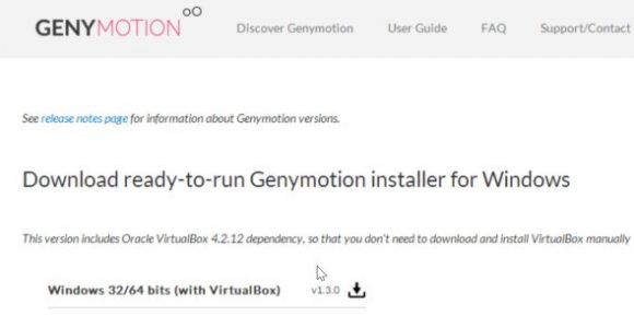 How to Install/Run Android Games and Apps on PC with GenyMotion