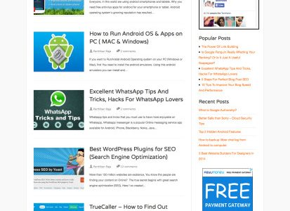 How To Take Screenshot of A Full Web Page