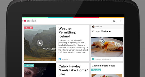 Pocket Reader App: The best Offline Reading App