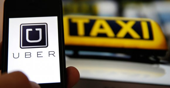 Top 10 Apps like Uber