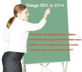 What's Going To Change In SEO ?