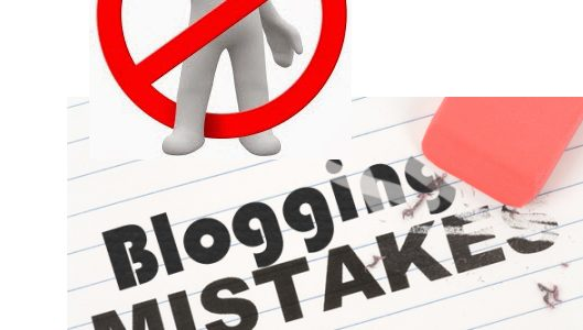 Top 6 Blogging Mistakes You Should Not Repeat