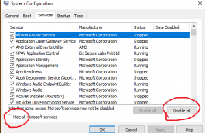 How to Fix Runtime Error 217 in Windows System?