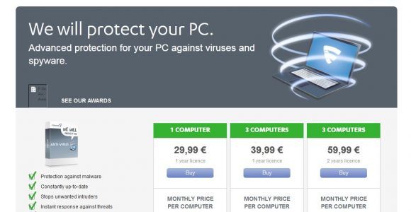 Top 10 Antivirus Software – The Best Antivirus Softwares