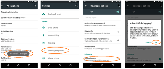 How to Recover Deleted Photos and Videos from Android Device