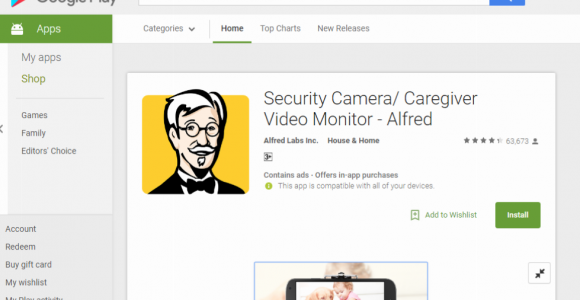 How to Use Your Android Device As Security Camera
