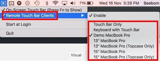 How to Use TouchBar Functionality on Any Mac
