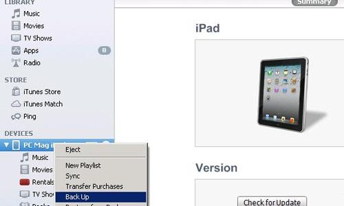 How to Backup Your iPhone or iPad Using iTunes or iCloud