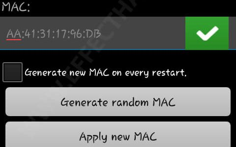 How to Change MAC Address in Android Devices Without Root