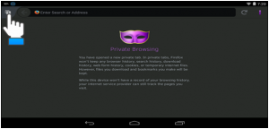 How to Use Private Browsing on Android Smartphone?