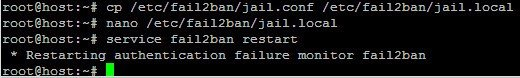 Fail2Ban: How To Install Fail2Ban to protect server from Brute Force SSH Login Attempts (Ubuntu):