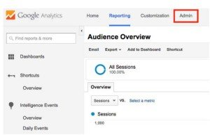 How to Recover Deleted Data Using Trash Can in Google Analytics