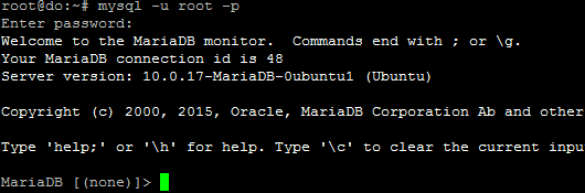 How to install Apache, MariaDB and PHP (LAMP) on Ubuntu 15.04 VPS