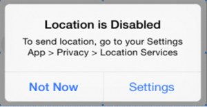 How to Disable Facebook Messenger Location Tracking on iPhone