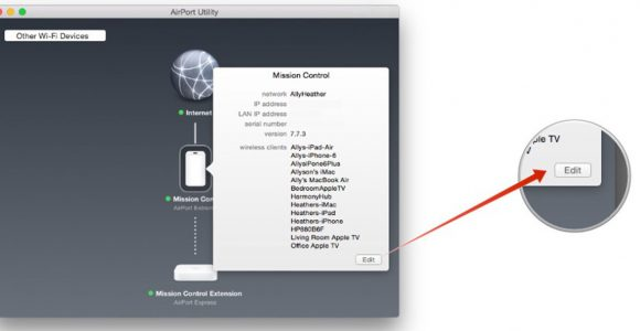 How to Create a Guest Network with an AirPort on Mac OS X