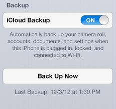 How to Backup Your iPhone, iPad and iPod Touch to iCloud