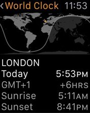 How to Customize World Clocks on Your Apple Watch
