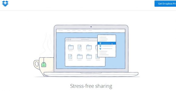 How to Keep Private Files in Dropbox
