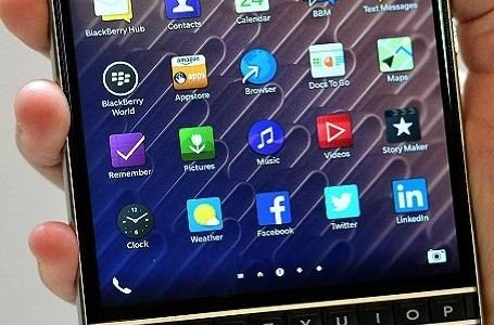 How to Reset your Blackberry Passport Smartphone
