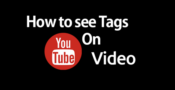How To See Tags On Youtube Video