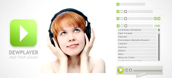 22 Best Free Music Players for Websites & Blogs
