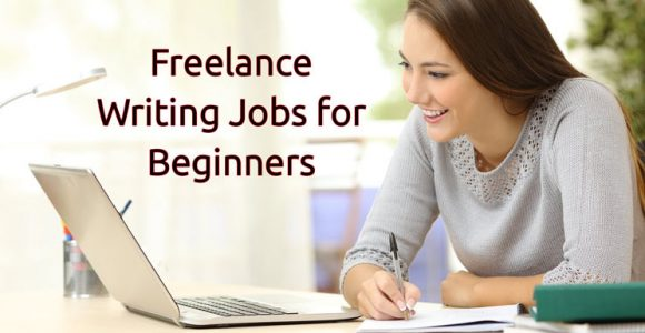 Freelance Writing Jobs for Beginners: 10 Sites to Get Your First Job