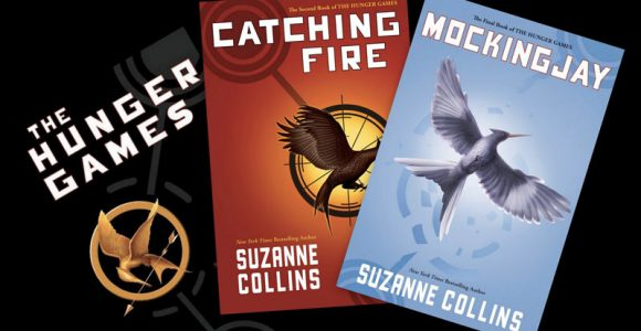 Top 10 Books like The Hunger Games