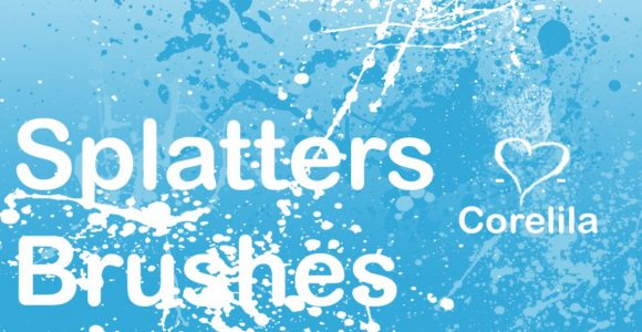 58+ Best Free Splatter & Watercolor Photoshop Brushes