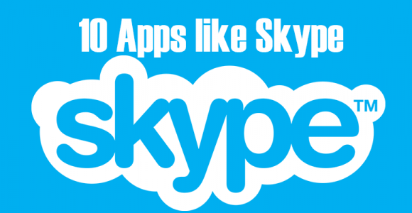 Top 10 Apps like Skype