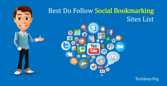 Best Do Follow Social Bookmarking Sites List