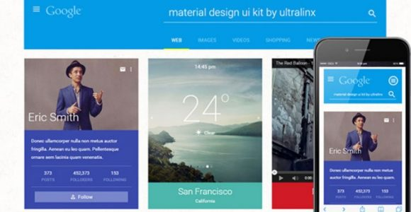 38+ Free Responsive HTML5 and CSS3 UI Kits For Download