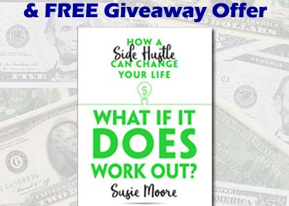 BOOK REVIEW – Susie Moore's What If It DOES Work Out? | Aha!NOW