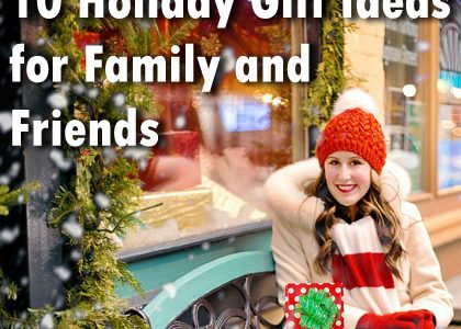 10 Best Holiday Gift Ideas for Extended Family and Friends | Aha!NOW