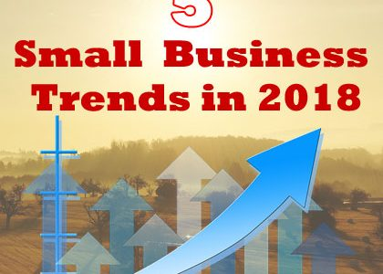 5 Small Business Trends to Look Out for in 2018 | Aha!NOW