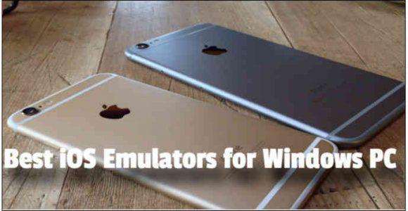 10 Best iOS Emulators for Windows PC [Feel iOS Environment]