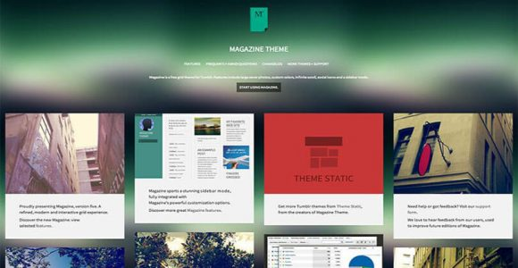 48+ Best Free Responsive Tumblr Themes Download