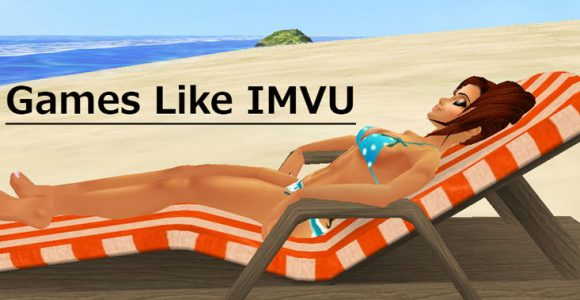 Top 10 Games like IMVU