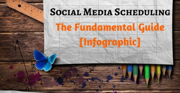 Social Media Scheduling: The Fundamental Guide [Infographic]