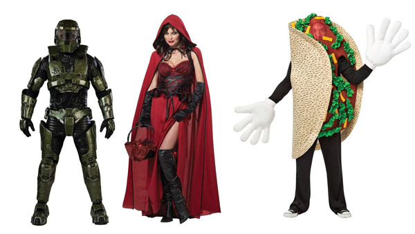 Top 10 Halloween Costumes For Adults