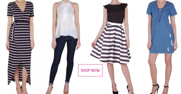 Trendy Online Boutiques for Women's Clothing