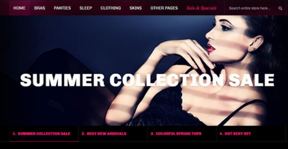 40+ Best Responsive Magento Fashion Themes 2018