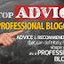 Top 10 Advice For Professional Bloggers | Daily Blogging Tips 2018